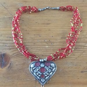 Heart ❤️ Necklace